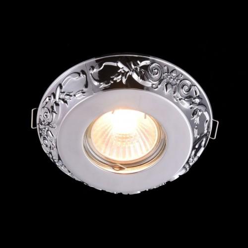 Встраиваемый светильник Metal Classic DL300-2-01-CH