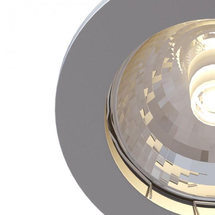 2Встраиваемый светильник Metal Modern DL009-2-01-CH