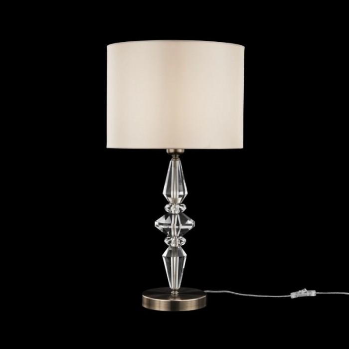 1Настольная лампа Monte Carlo DIA091TL-01BZ