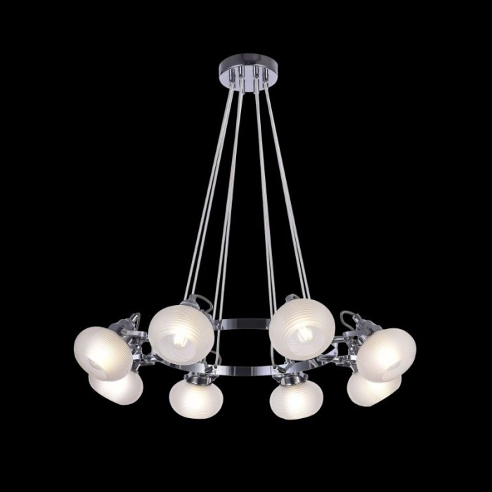 1Подвесной светильник Linda FR5690PL-08CH