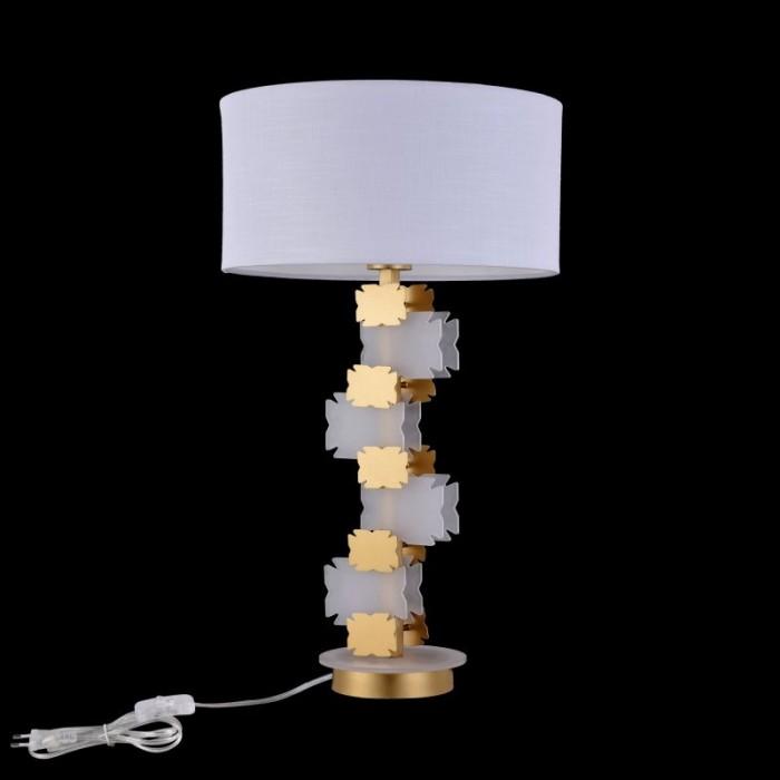 2Настольная лампа Valencia H601TL-01BS