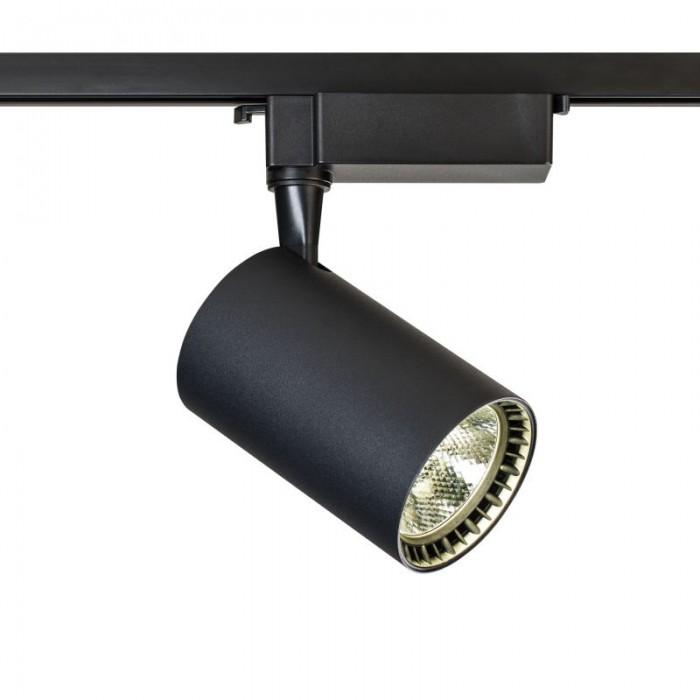1Трековый светильник Track TR003-1-30W4K-B