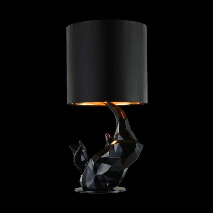 1Настольная лампа Nashorn MOD470-TL-01-B