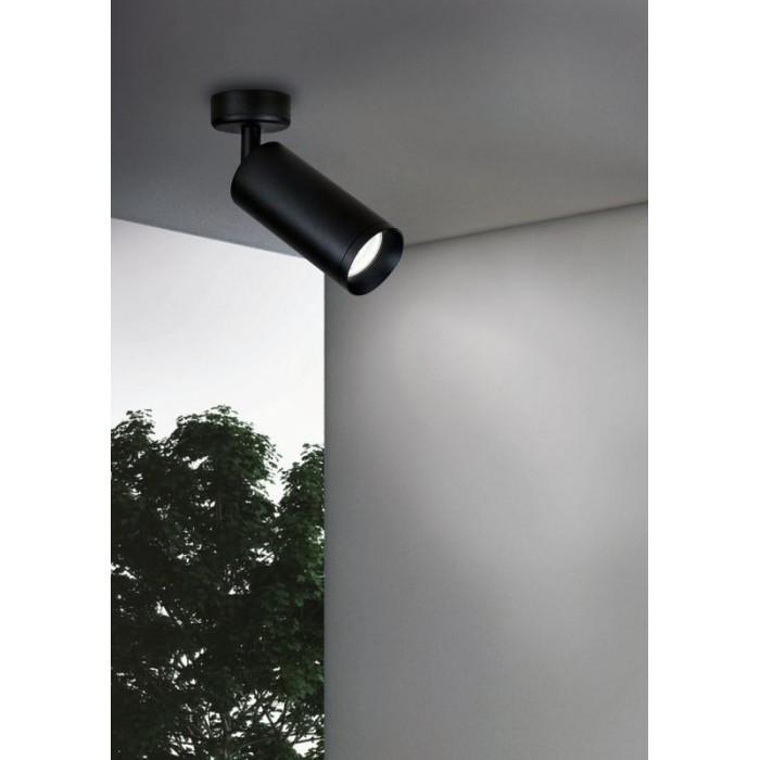 2Потолочный светильник Focus C017CW-01B
