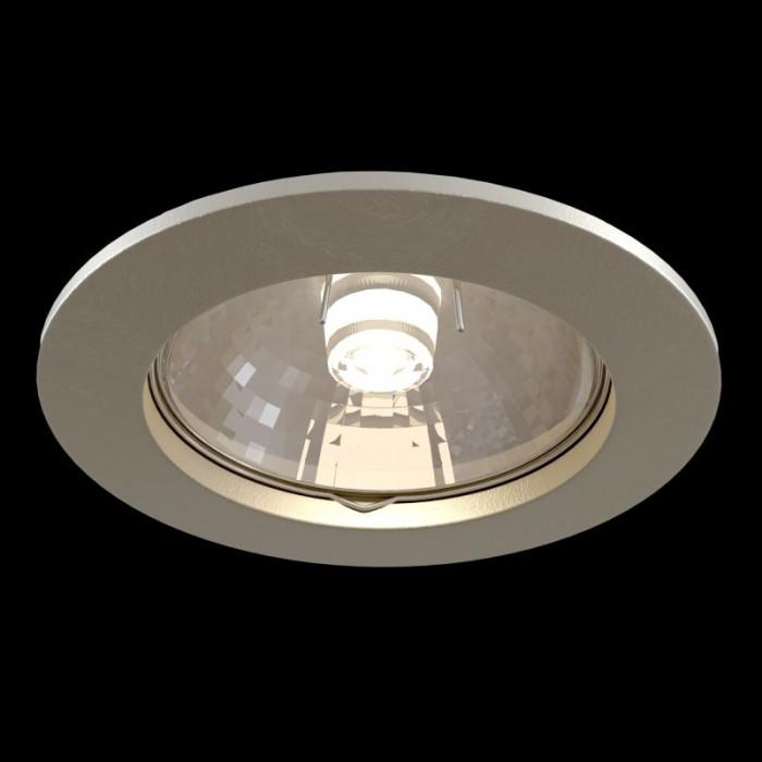 1Встраиваемый светильник Metal Modern DL009-2-01-N