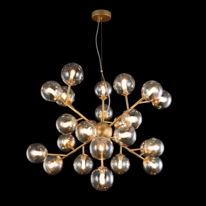 1Подвесной светильник Dallas MOD545PL-24G