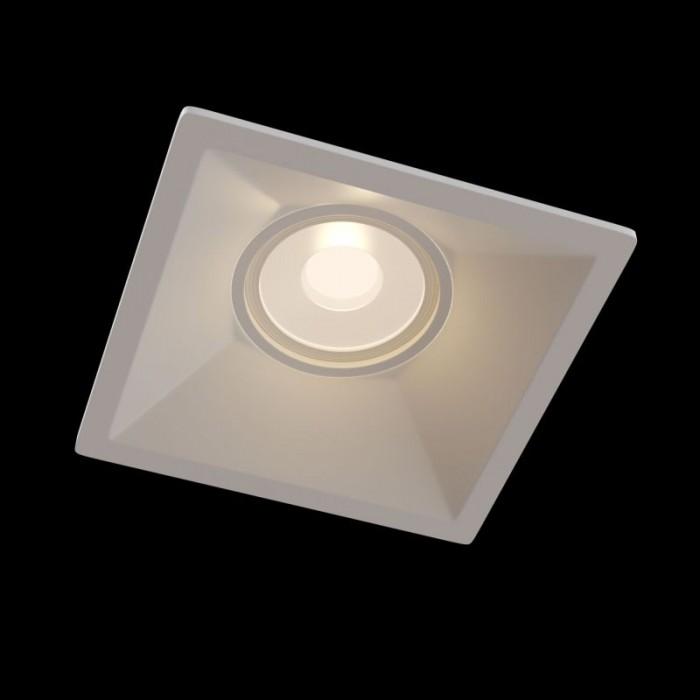 1Встраиваемый светильник Dot DL029-2-01W