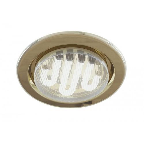Встраиваемый светильник Metal Modern DL293-01-G