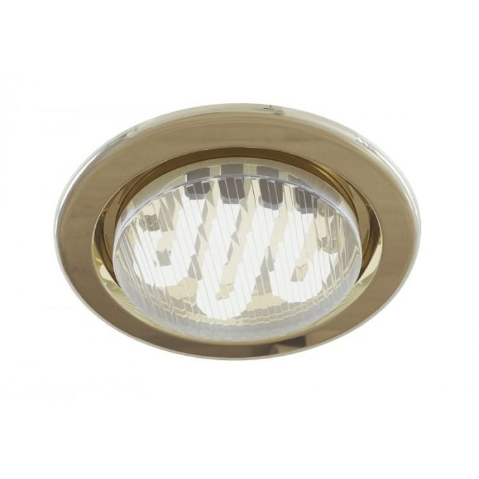 1Встраиваемый светильник Metal Modern DL293-01-G