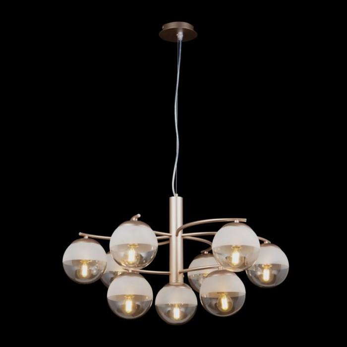 1Подвесной светильник Ostin FR5018PL-09G