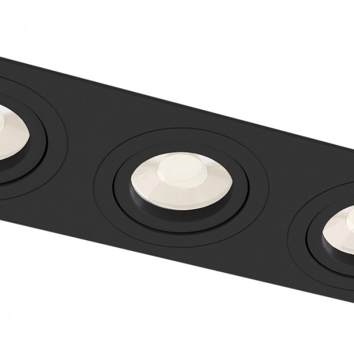 2Встраиваемый светильник Atom DL024-2-03B