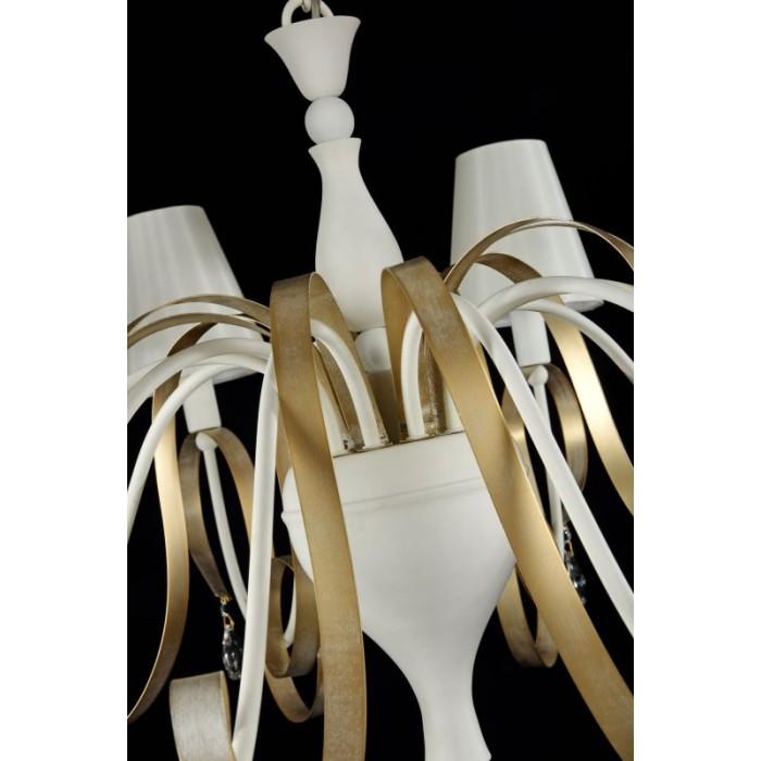 2Люстра Intreccio ARM010-10-W