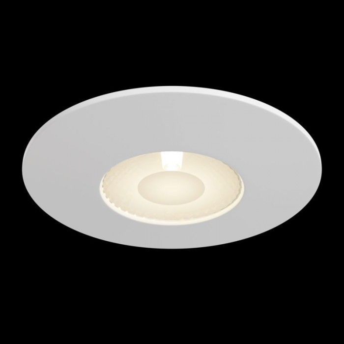 1Встраиваемый светильник Zen DL038-2-L7W