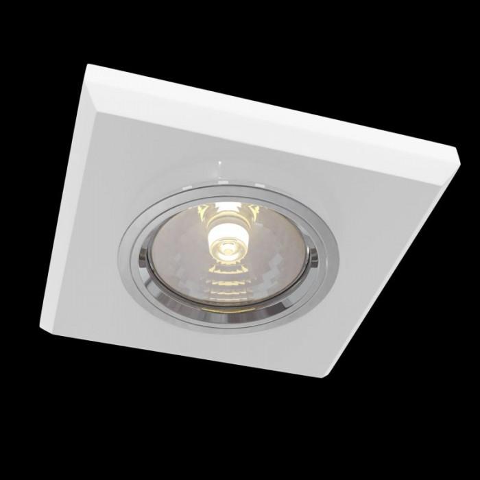 1Встраиваемый светильник Metal Modern DL292-2-3W-W