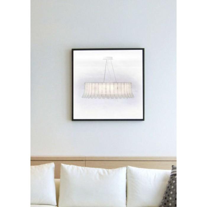 2Подвесной светильник Degas MOD341-PL-01-36W-W