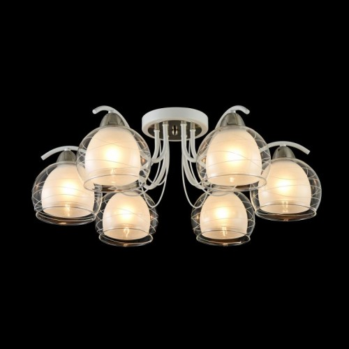 Потолочный светильник Nikki FR5052-CL-06-W