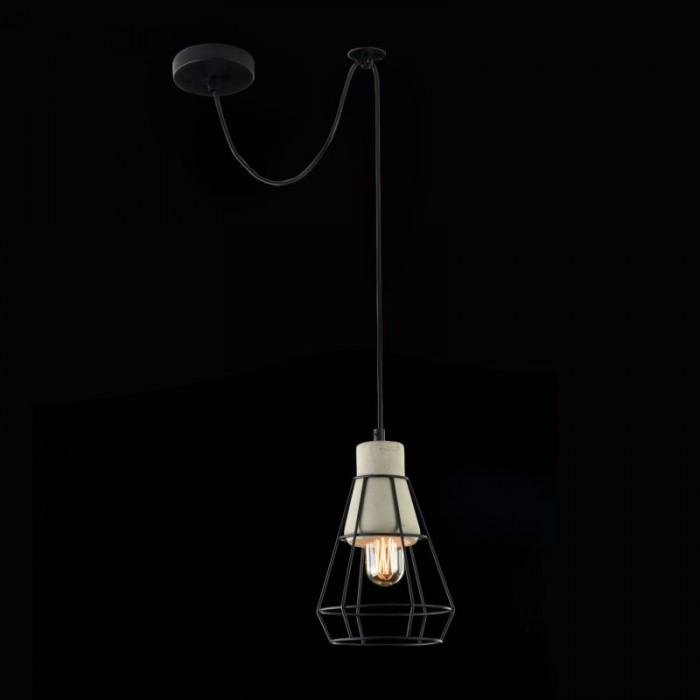 1Подвесной светильник Gosford T436-PL-01-GR