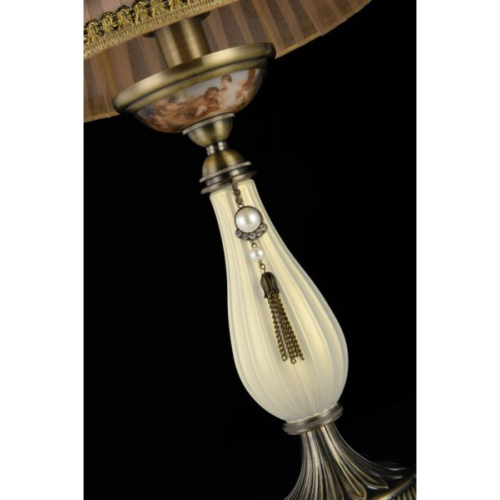 2Настольная лампа Demitas RC024-TL-01-R