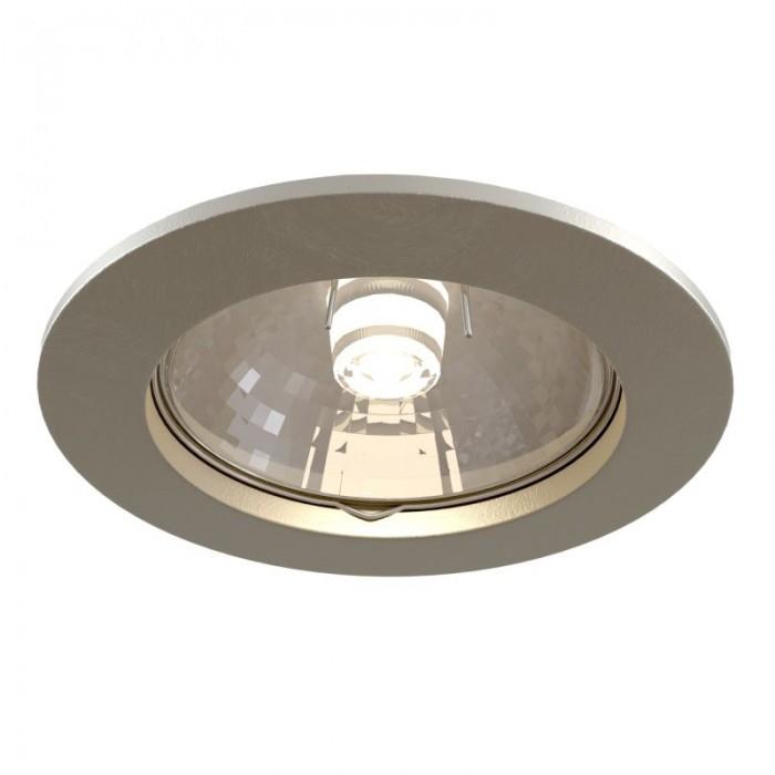 2Встраиваемый светильник Metal Modern DL009-2-01-N
