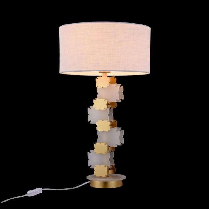 1Настольная лампа Valencia H601TL-01BS
