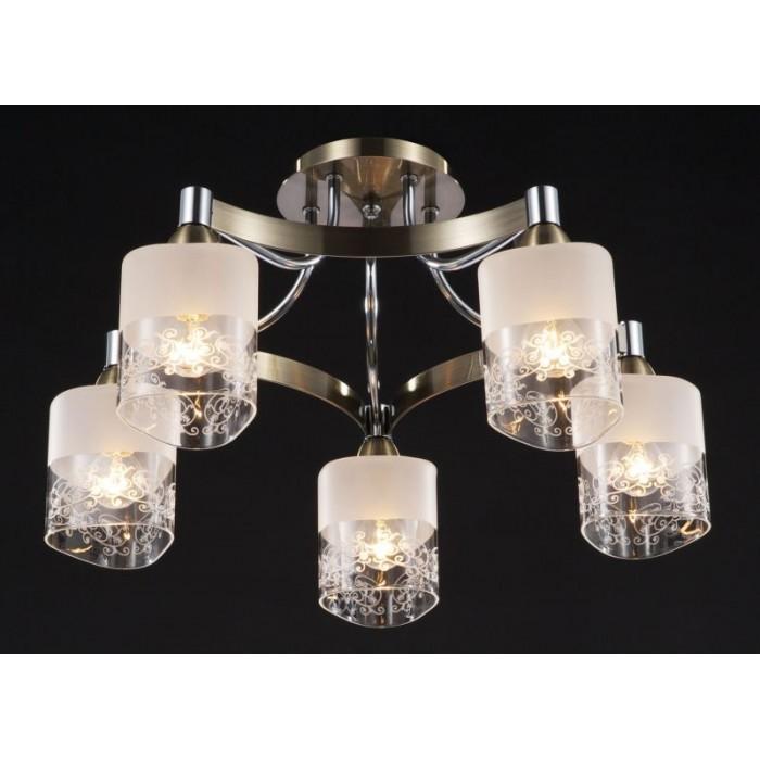 1Потолочный светильник Tasmania FR5475CL-05CH