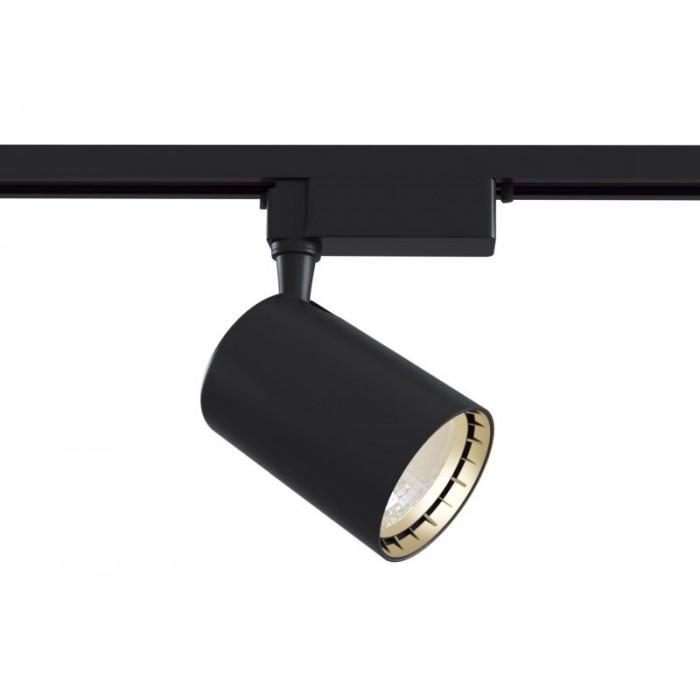 1Трековый светильник Track TR003-1-17W4K-B