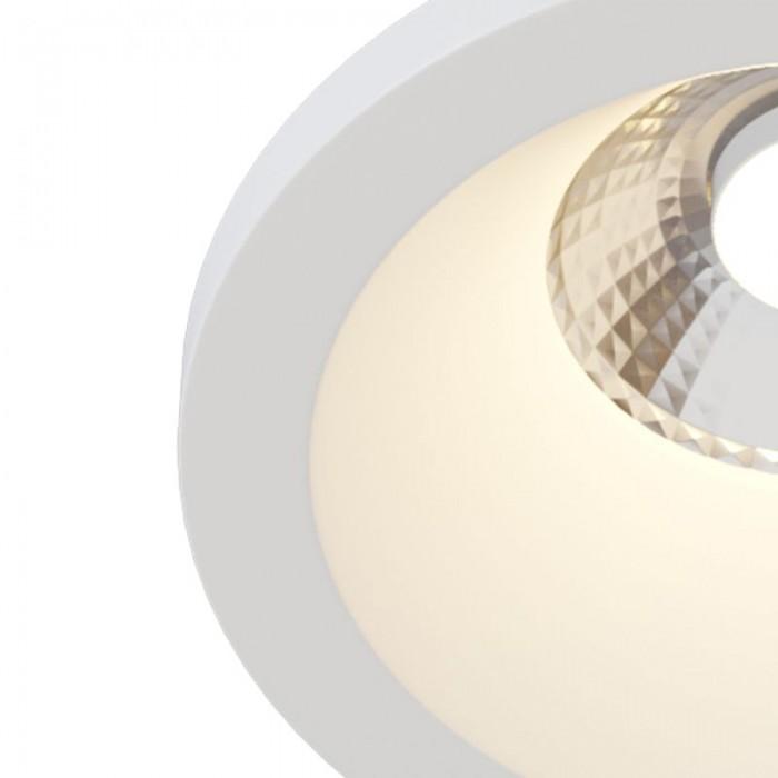 2Встраиваемый светильник Zoom DL034-2-L12W