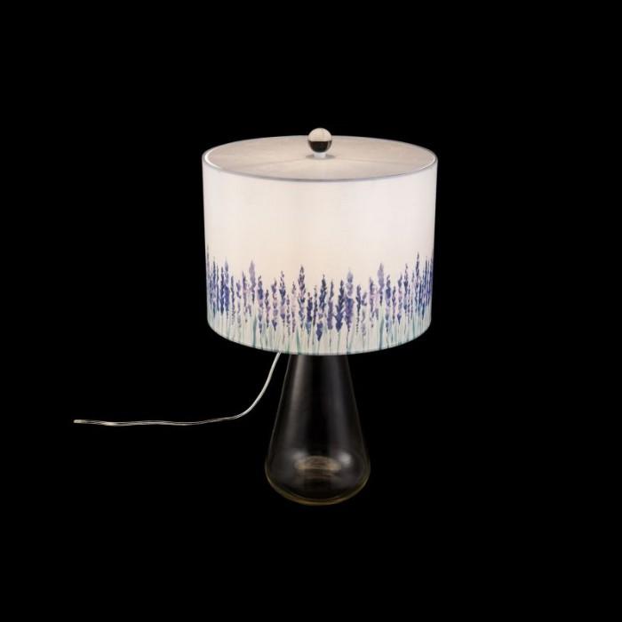 1Настольная лампа Lavender Z672TL-01TR