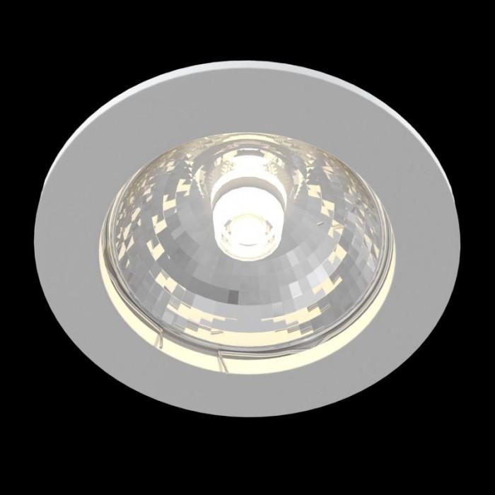 1Встраиваемый светильник Metal Modern DL009-2-01-W