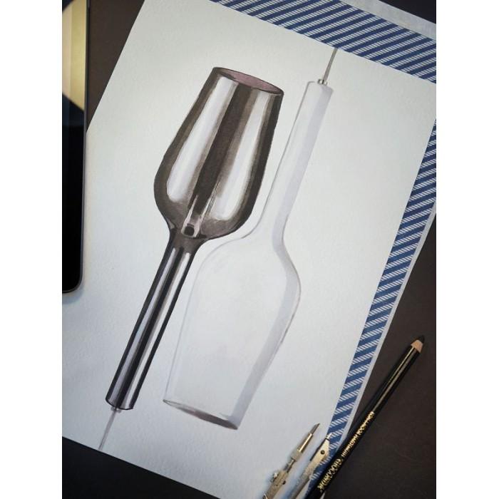 2Подвесной светильник Lacrima P007-PL-01-N
