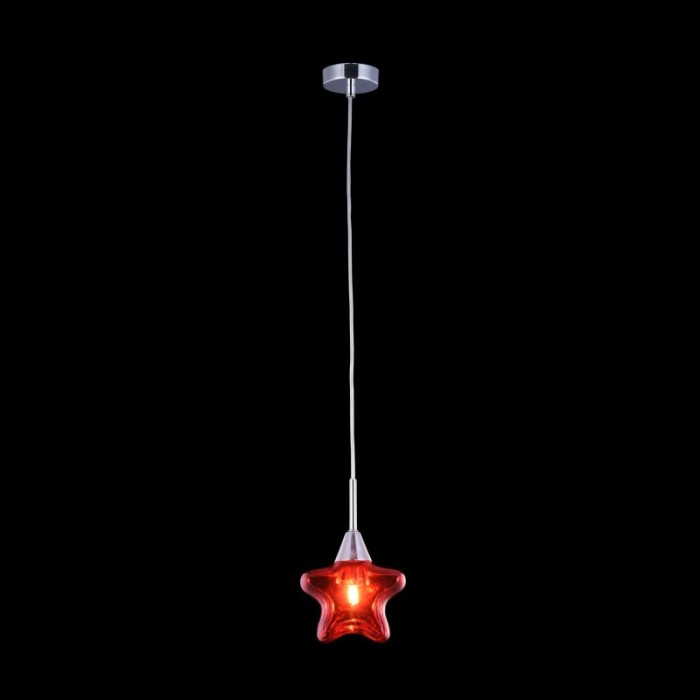 1Подвесной светильник Star MOD246-PL-01-R
