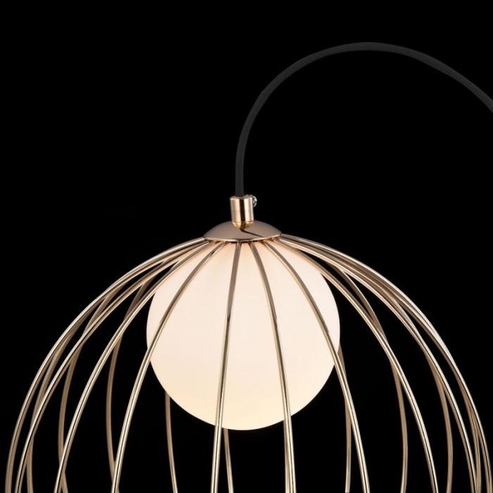 2Настольная лампа Polly MOD542TL-01G