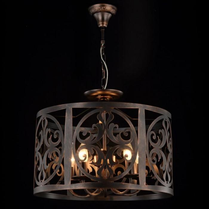 1Подвесной светильник Rustika H899-05-R