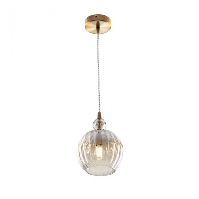 1Подвесной светильник Karla P006PL-01BS