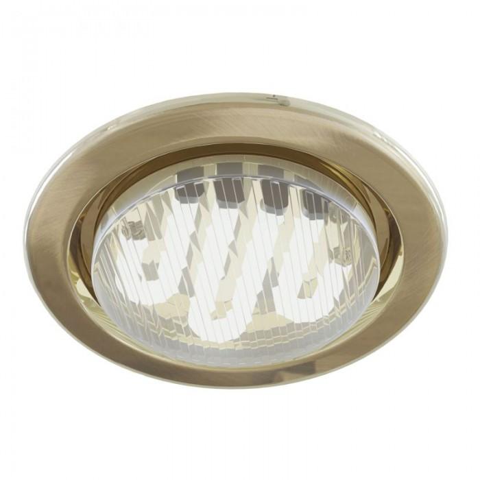 2Встраиваемый светильник Metal Modern DL293-01-BZ