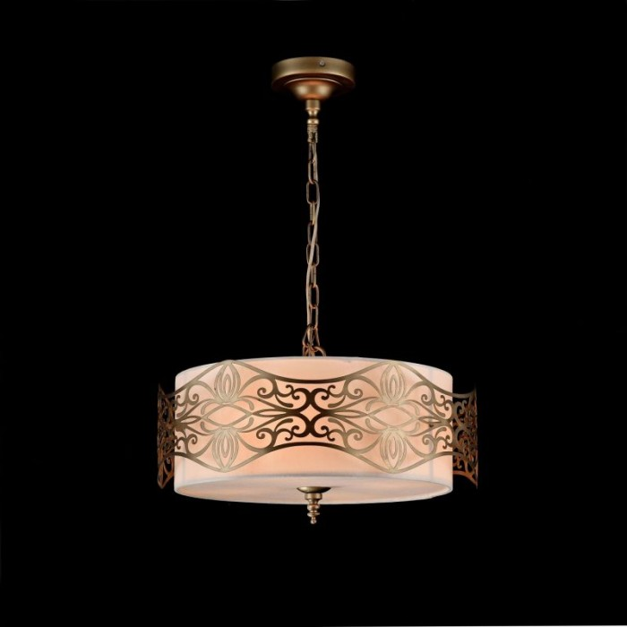 1Подвесной светильник Burgeon ARM959-PL-04-G