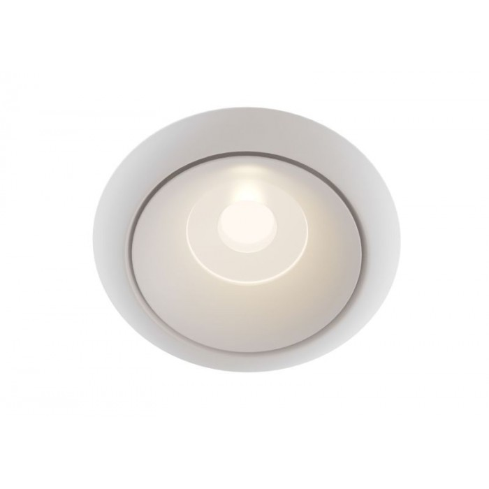 1Встраиваемый светильник Yin DL030-2-01W