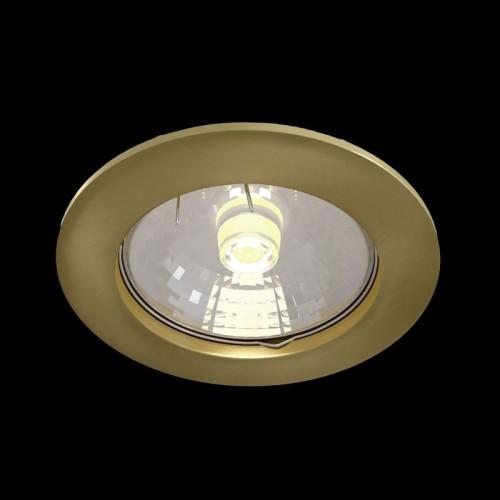 Встраиваемый светильник Metal Modern DL009-2-01-BZ