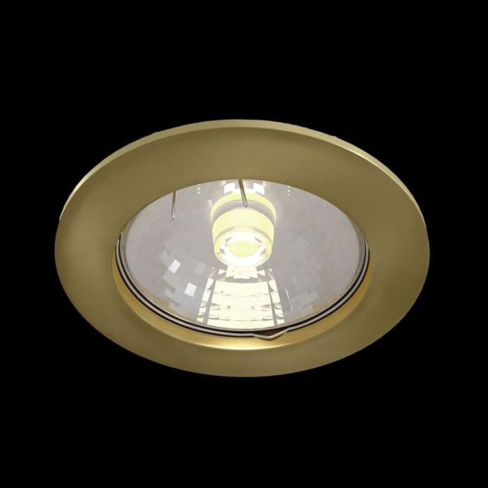 1Встраиваемый светильник Metal Modern DL009-2-01-BZ