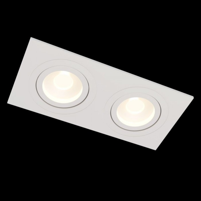 1Встраиваемый светильник Atom DL024-2-02W