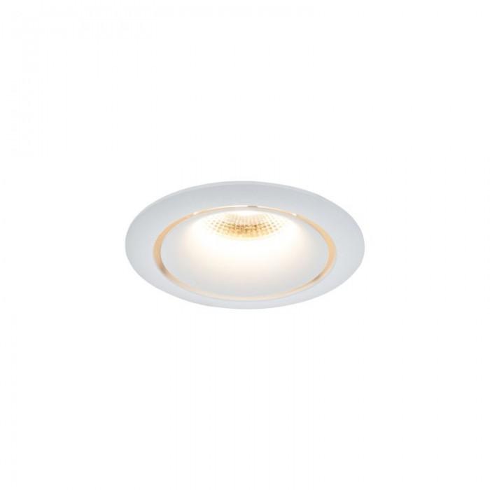 1Встраиваемый светильник Yin DL031-2-L12W