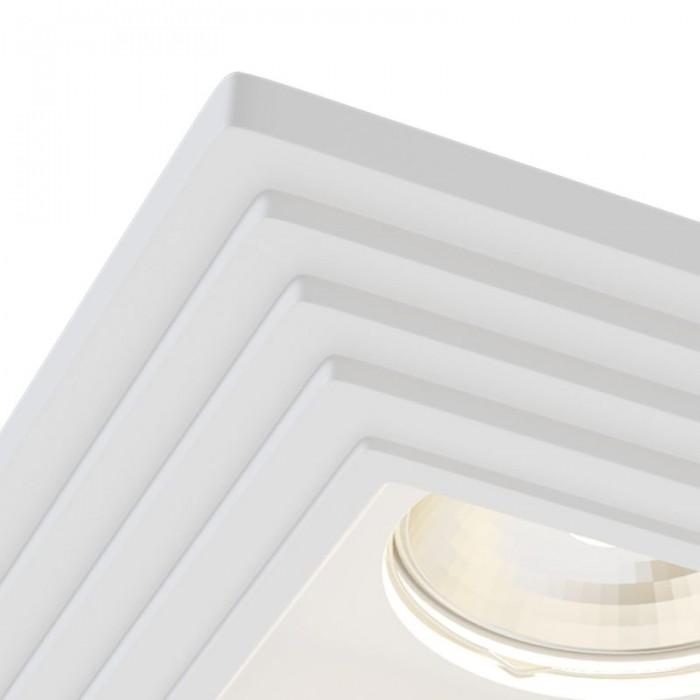 2Встраиваемый светильник Gyps Modern DL005-1-01-W