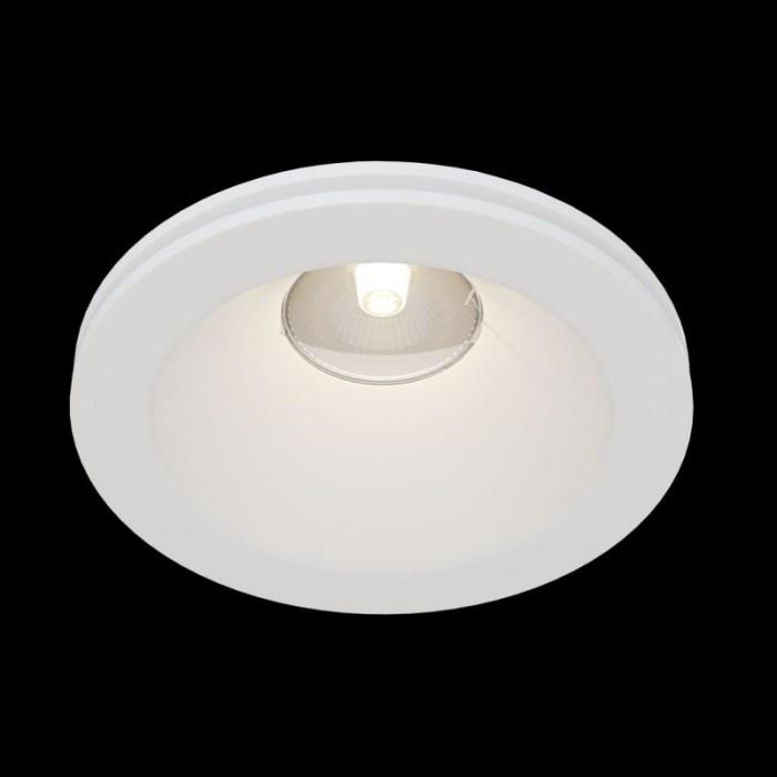1Встраиваемый светильник Gyps Modern DL002-1-01-W
