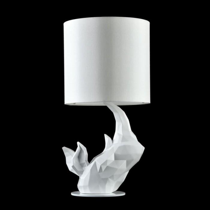2Настольная лампа Nashorn MOD470-TL-01-W