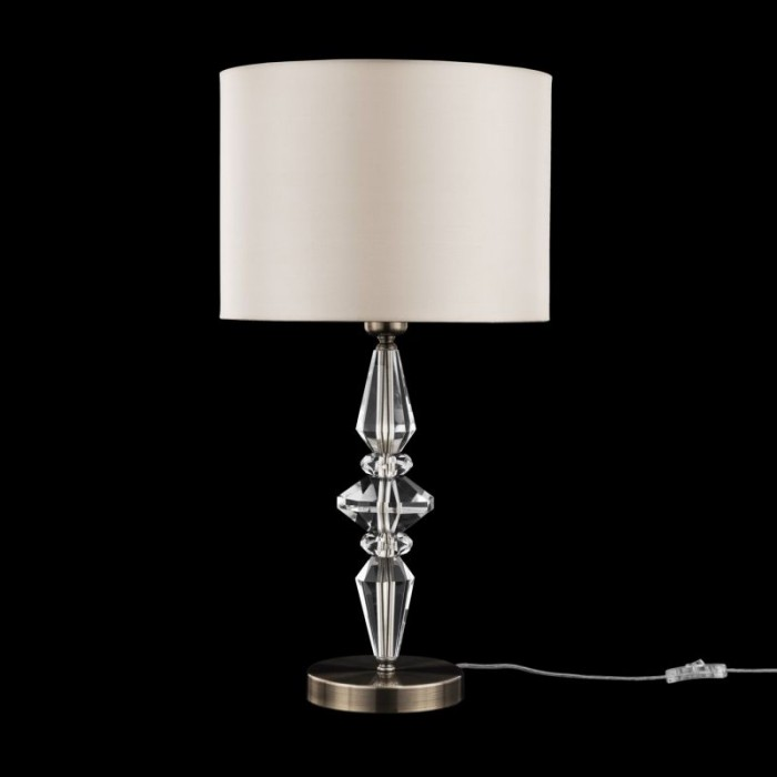 2Настольная лампа Monte Carlo DIA091TL-01BZ