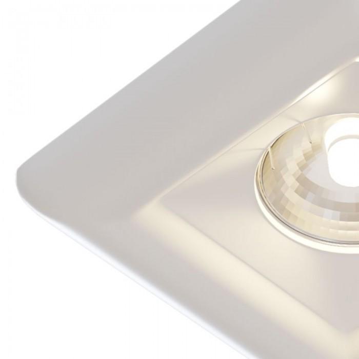 2Встраиваемый светильник Gyps Modern DL007-1-01-W