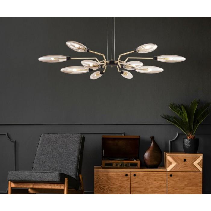 2Подвесной светильник Ventura MOD012CL-12G