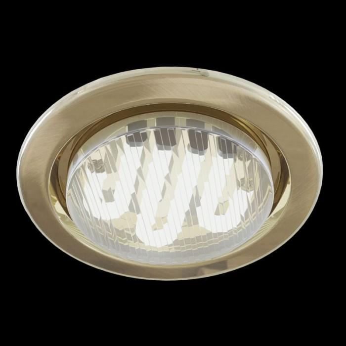 1Встраиваемый светильник Metal Modern DL293-01-BZ