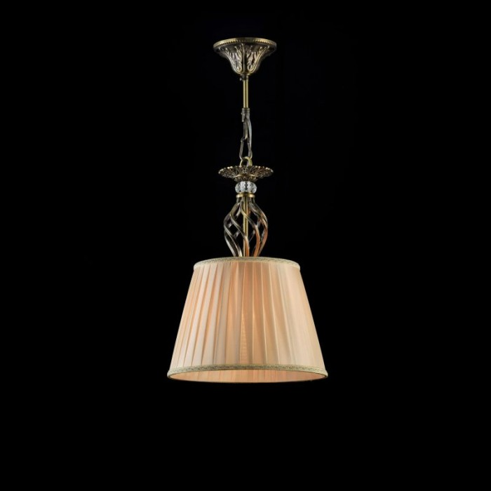 1Подвесной светильник Grace RC247-PL-01-R
