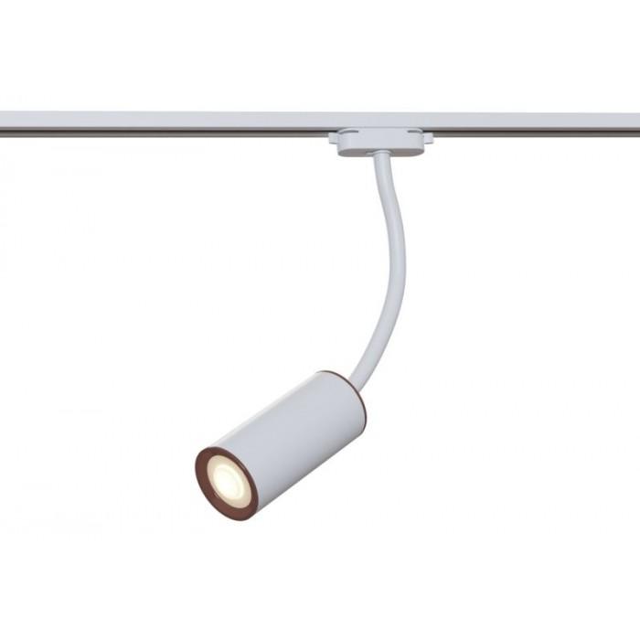 1Трековый светильник Track TR010-1-GU10-W